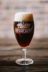 Пиво темное «Крайсберг Бархатное» нефильтрованное